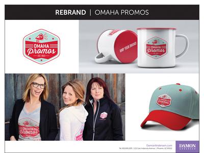 Rebrand - Omaha Promos