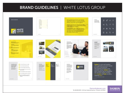White Lotus Group Brand Guidelines
