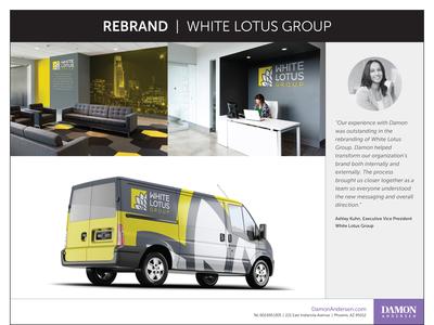 Rebrand - White Lotus Group