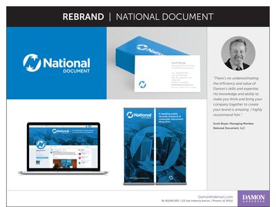 Rebrand - National Document
