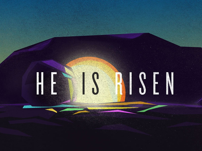 Easter Risen Theme