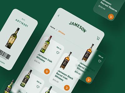 Jameson -  store concept