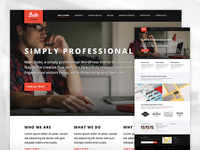 Suite WordPress Theme