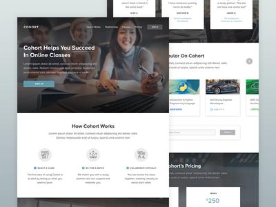 Cohort – Succeed in Online Classes