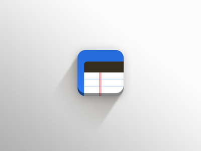 Note Taking App Icon