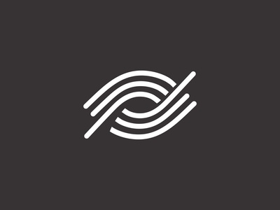 Scarred eye symbol eye symbol mark identity vector design branding graphic minimal flat drop shadow simple logo lines logo