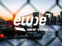 Elude david carson inspo custom type stencil typography logo travel