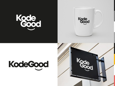 KodeGood – Logo for coding company