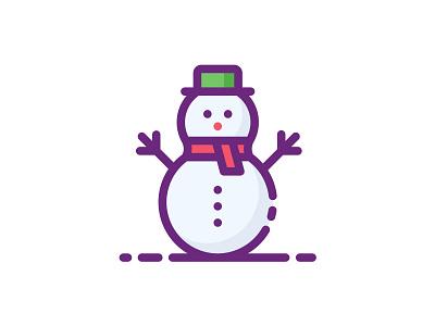 Snowman snowball winter cold snow snowman