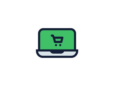 Online Shopping Icon icon order cart online shop shopping