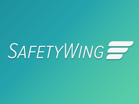 Safety Wing Logo Concept