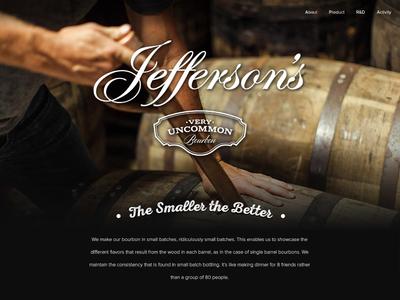 Bourbon Website