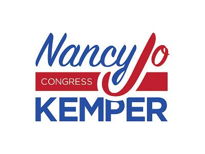 Nancy Jo Logo america congress logo