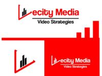 Lecity Media, Identity, Branding, minimalist