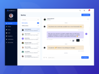 Academyapp chat