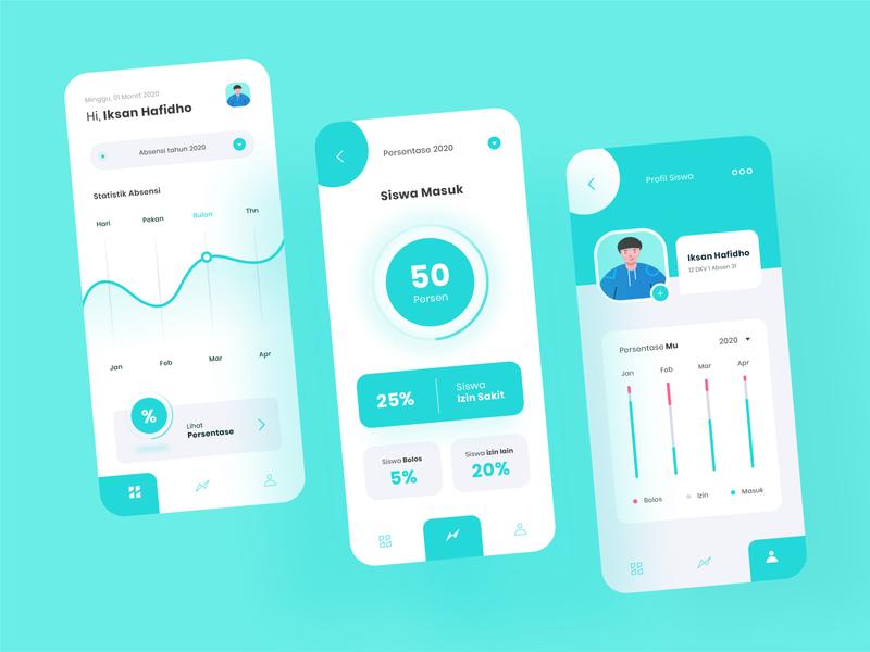 Absent Mobile App Exploration