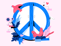 Peace Symbolic