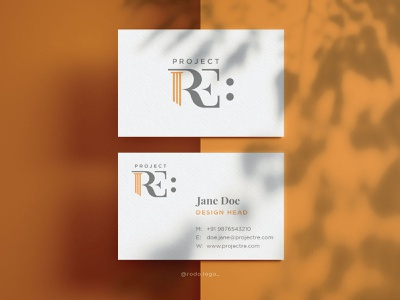 Project RE: Logo Design - Interior Design Services interiordesigner interior design interiordesign interior branding design logodesign illustration branding brand identity