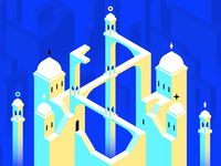 Blog Illustration — Monument Valley