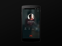 Yallo Call Screen
