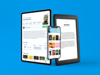 Bookstra - eBooks reinvented screendesign logo branding sketch reading app soudtracks reading kindle ebook uxui ux