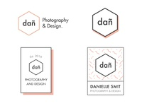 Personal branding update: logo concepts
