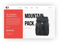 Mountain Pack - online store