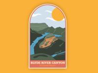 Blyde River Canyon Badge