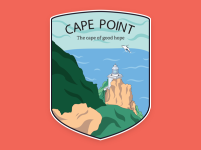 Cape Point Badge