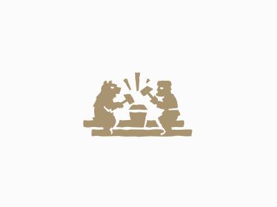 SG / Mark stolz logo mark sg bear siberia
