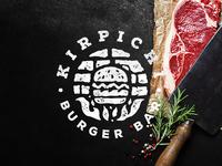 Kirpichi / Bricks/ Burger bar