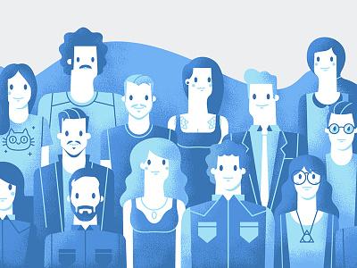 Vkontakte character people vkontakte vk illustration stolz