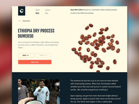 Royal Mile Coffee Product Page
