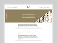 Lawyer Website Practice Page law website