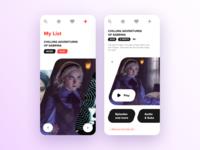 TV list App