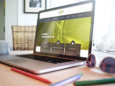 HighDent webdesign & development website webdesign dental web development