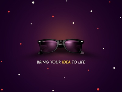Bring your idea to life #1