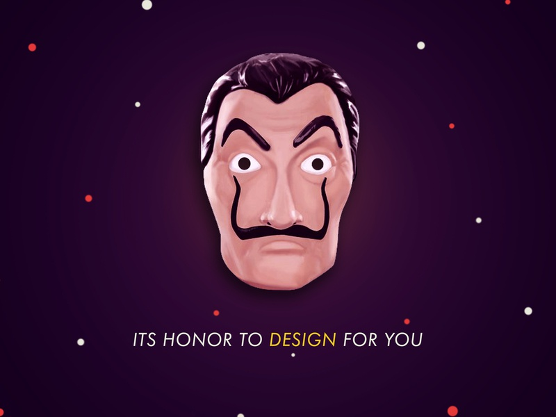 It's Honor To Design For You design digital dribbble
