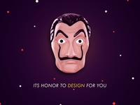 It's Honor To Design For You