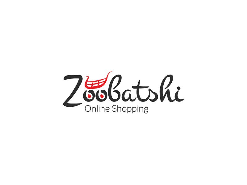 Zoobatshi Online Shopping logo branding dribbble