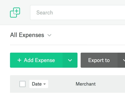 Web App - Expenses Overview visual design web application web app ux user interface design ui overview list green expenses atlas grotesk dashboard application design