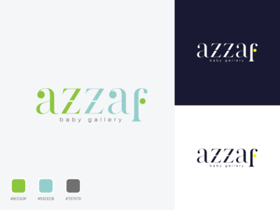 Logo Design for Azzaf