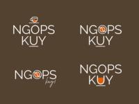 ngopskuy - logo design