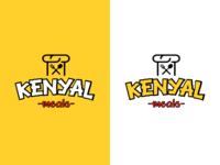 Kenyal Meals - Logo Design
