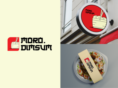 Logo Design for Moro Dimsum