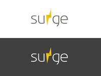 Surge Logo & Process Work