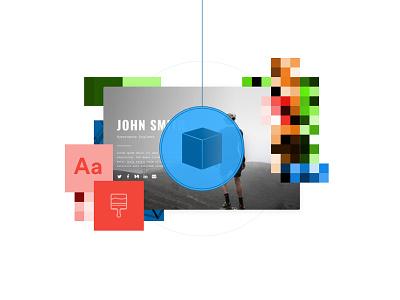 Pixel Mania blocky block bit 8bit art color pixels