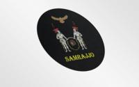 Logo Design For Samrajjo Band