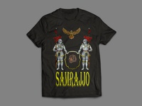 Samrajjo Band T Shirt