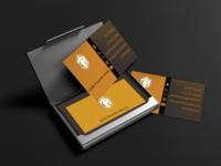 Golden properties ltd Business Card